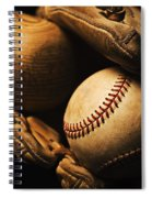 The Beautiful Game Spiral Notebook