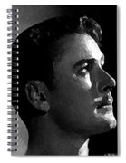 the Beautiful Man Spiral Notebook