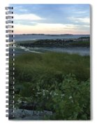 The Beauty Of Long Island Sound Spiral Notebook