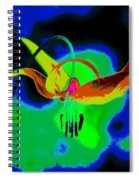 The Beauty Of Natural Grace Spiral Notebook