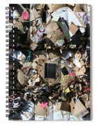 The Beauty Of Recycling Spiral Notebook