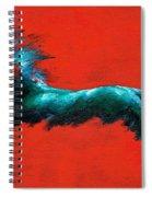 The Beginning Of Life Spiral Notebook