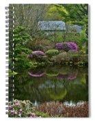 The Beginning Of Spring Spiral Notebook
