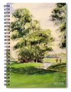 The Belfry Brabazon Golf Course 10th Hole Spiral Notebook