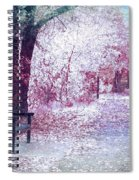 The Bench Of Promises Spiral Notebook