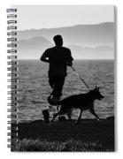 The Best Buddies B Spiral Notebook