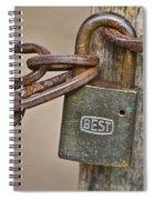 The Best Spiral Notebook