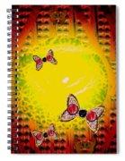 The Best Way To Freedom Pop Art Spiral Notebook