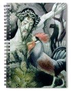 The Betrayal Spiral Notebook