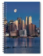 The Big Apple Spiral Notebook