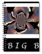 The Big Bang - Creation Of The Universe Spiral Notebook