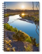 The Big Bend Spiral Notebook