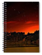 The Big Dipper Spiral Notebook