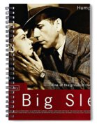 The Big Sleep  Spiral Notebook