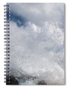 The Big Splash Spiral Notebook