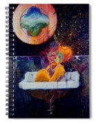 The Big Wash Spiral Notebook
