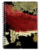 The Bird - V1102b02 Spiral Notebook