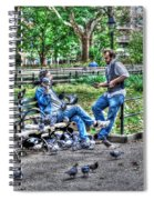 The Bird Whisperer Spiral Notebook