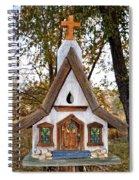 The Birdhouse Kingdom - Steller's Jay Spiral Notebook