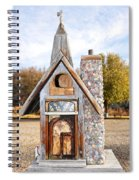 The Birdhouse Kingdom - The American Coot Spiral Notebook