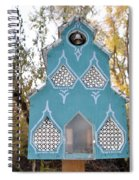 The Birdhouse Kingdom - The Northern Flicker Spiral Notebook