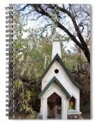 The Birdhouse Kingdom - The Pileated Woodpecker Spiral Notebook