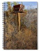 The Birdhouse Kingdom - Western Kingbird Spiral Notebook