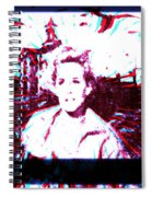 The Birds Revisited Spiral Notebook