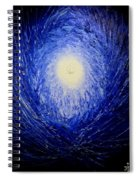 The Birth Of Universe Spiral Notebook