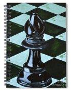 The Bishop Spiral Notebook