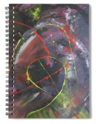 The Black Hole Spiral Notebook