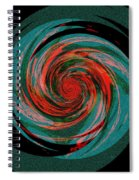The Black Hole That Is The Big Skip Spiral Notebook