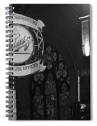 The Blatz Spiral Notebook
