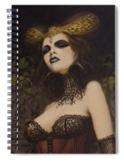 The Blood Countess Spiral Notebook