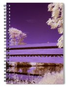 The Blue Bridge Spiral Notebook