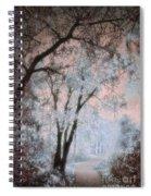 The Blue Trees Spiral Notebook