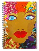 The Bluest Eyes Spiral Notebook