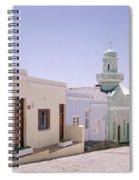 The Bo Kaap Spiral Notebook