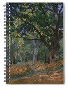 The Bodmer Oak Spiral Notebook