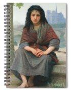 The Bohemian Spiral Notebook