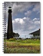 The Bolivar Lighthouse Spiral Notebook