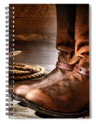 The Boots Spiral Notebook