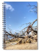 The Bottle Tree Spiral Notebook