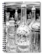 The Bottles Spiral Notebook