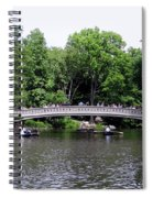 The Bow Bridge Spiral Notebook