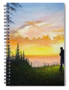 The Bowhunter Spiral Notebook