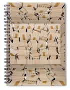 The Box Room Spiral Notebook