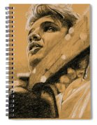 The Boy From Tupelo Spiral Notebook