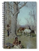 The Boys Breakfast, 1904 Spiral Notebook
