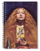 The Bridesmaid Spiral Notebook